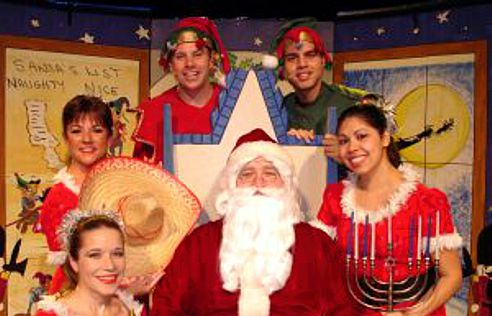 Holiday Traditions Around the World- (formally Santa's Holiday Revue)