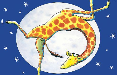 Giraffe's Can't Dance-The Musical